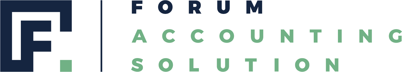 Forum Accounting Solution Logo